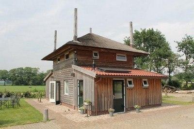 vakantiehuis op boerenerf