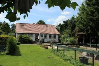 Huisje met jacuzzi Drenthe