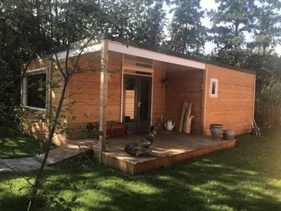 Mooi 5 persoons particulier vakantiehuis in de Achterhoek